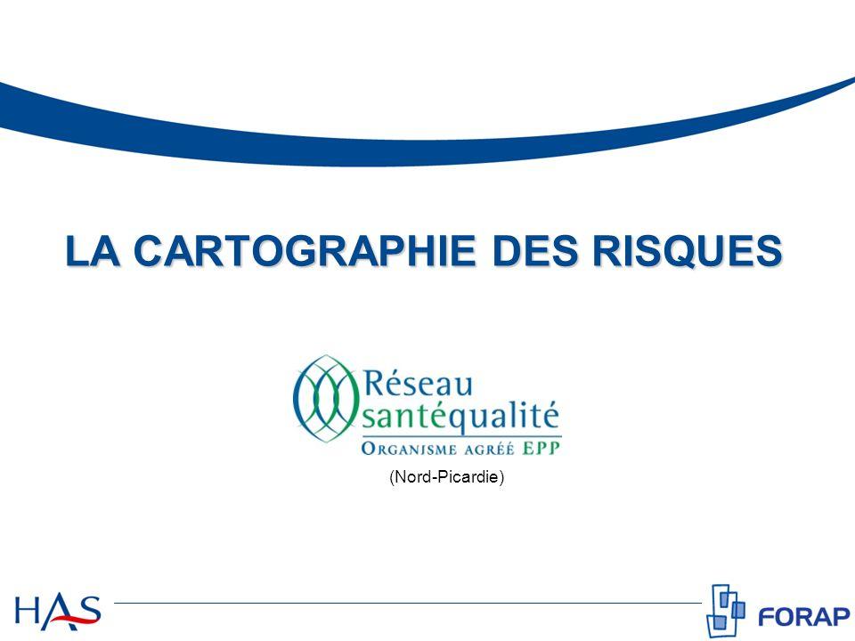 LA CARTOGRAPHIE DES RISQUES (Nord-Picardie)