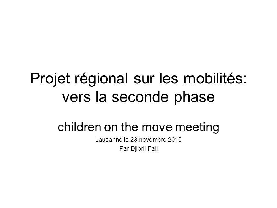 Lorientation pratique Pour une approche pragmatique: Mise en œuvre de lAccompagnement Protecteur des Enfants à travers des projets visant à réduire leur vulnérabilité et ou participant à leur développement personnel