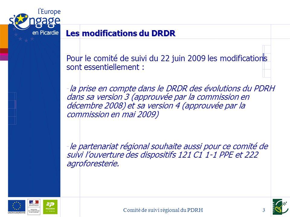 Comité de suivi régional du PDRH4 Louverture du dispositif 121 C 1-1 - PPE Le Plan de Performance Energétique (P.P.E.) permet, dans le cadre des objectifs du Grenelle de lenvironnement, daccroître la maîtrise énergétique des exploitations agricoles.