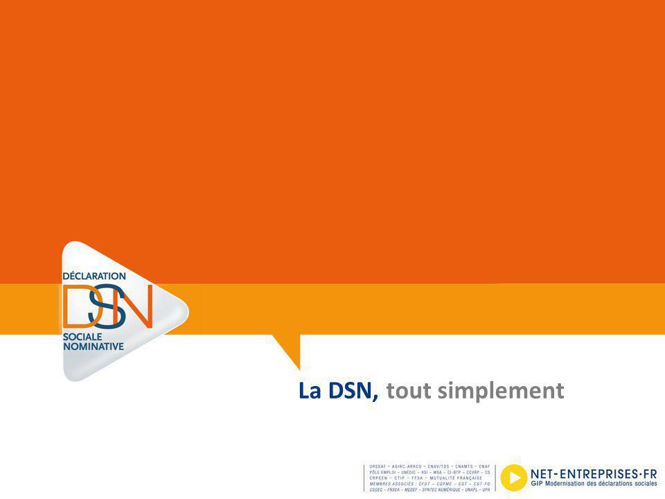 La DSN, tout simplement