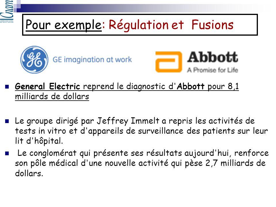 General Electric reprend le diagnostic d'Abbott pour 8,1 milliards de dollars Le groupe dirigé par Jeffrey Immelt a repris les activités de tests in v
