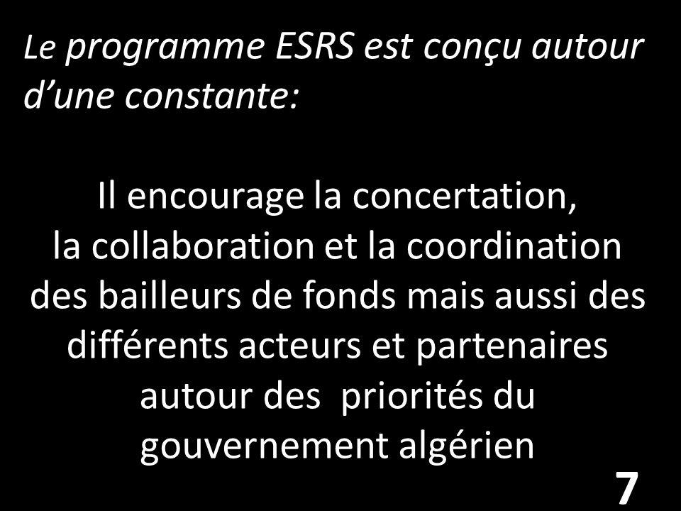 Apport à la gouvernance des E.U.R (suite) Formation au management: Moyens appropriés au bon déroulement des activités de linstitution, Gestion des ressources financières en conformité avec les missions de linstitution 18