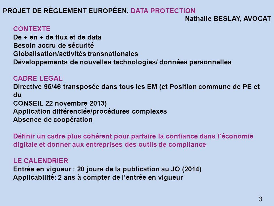Présentation SNITEM – 14-janv.-09 - 3 Copyright © 2009 - SNITEM - Tous droits réservés CONTEXTE De + en + de flux et de data Besoin accru de sécurité