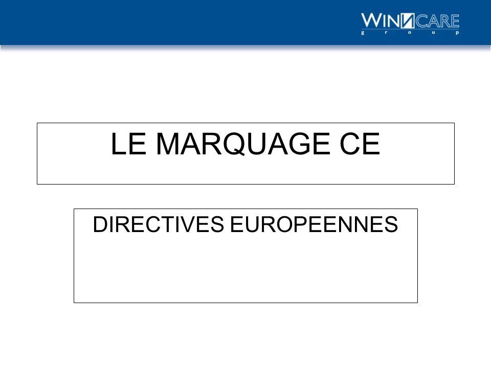 Directives Européennes Les résolutions adoptées par le conseil des communautés marquent l intention des états membres, mais ne peuvent s appliquer en droit national.