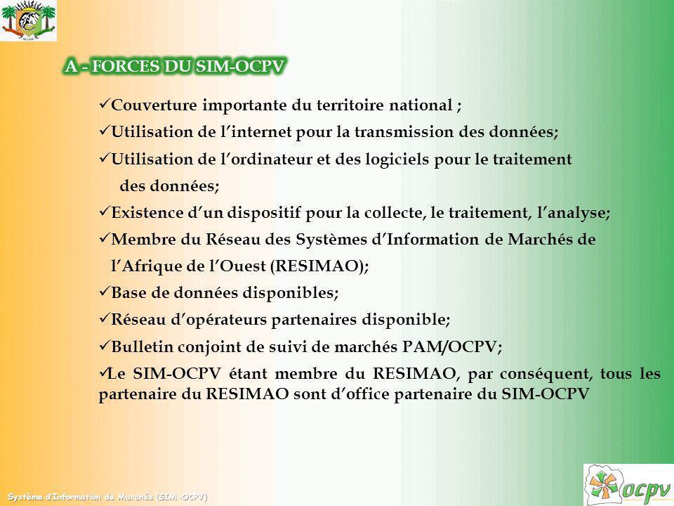 Système dInformation de Marchés (SIM-OCPV)