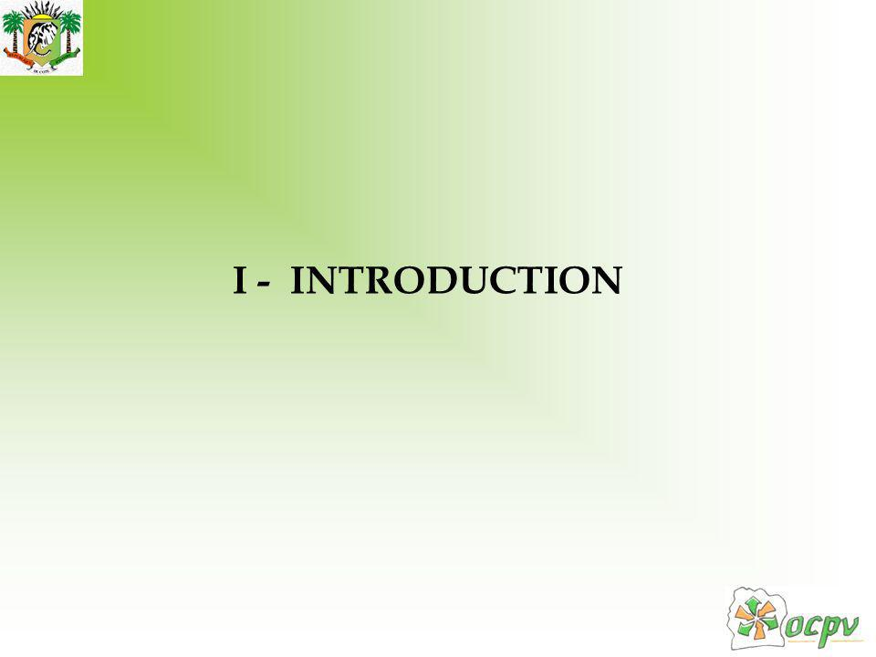 I - INTRODUCTION