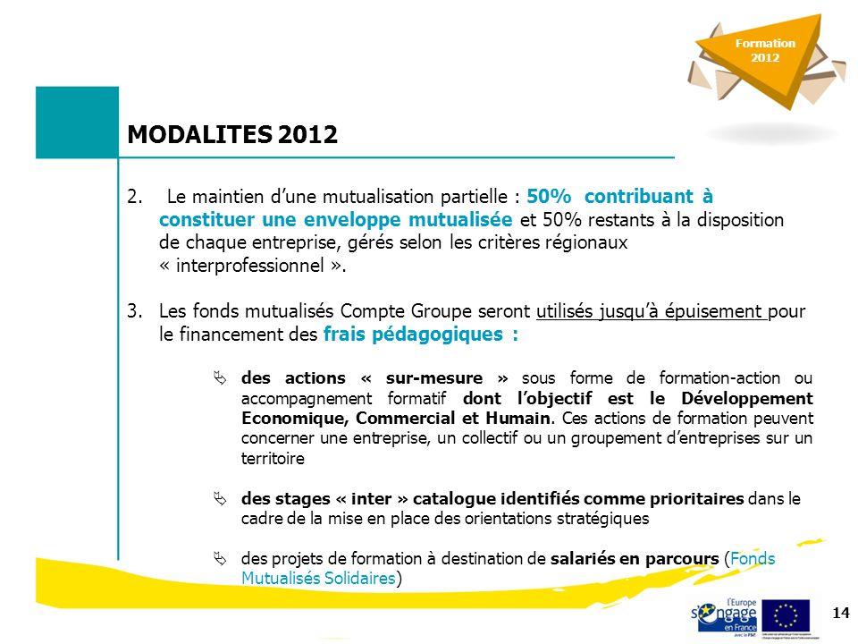 14 MODALITES 2012 2.