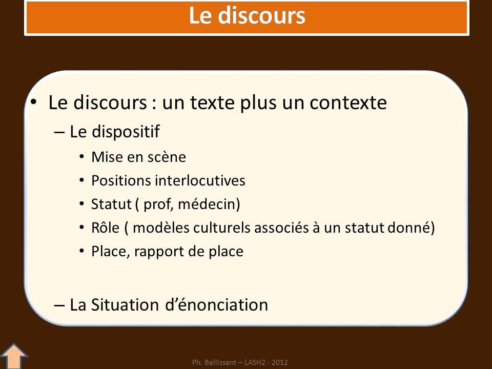 Un classement logique des techniques dargumentation Lautorité Lanalogique Le cadrage La communauté 38 Ph.