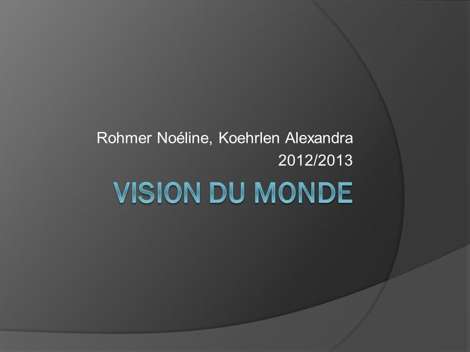 Rohmer Noéline, Koehrlen Alexandra 2012/2013