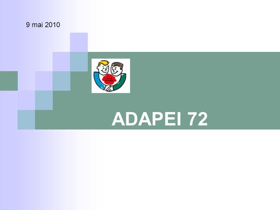 ADAPEI 72 9 mai 2010
