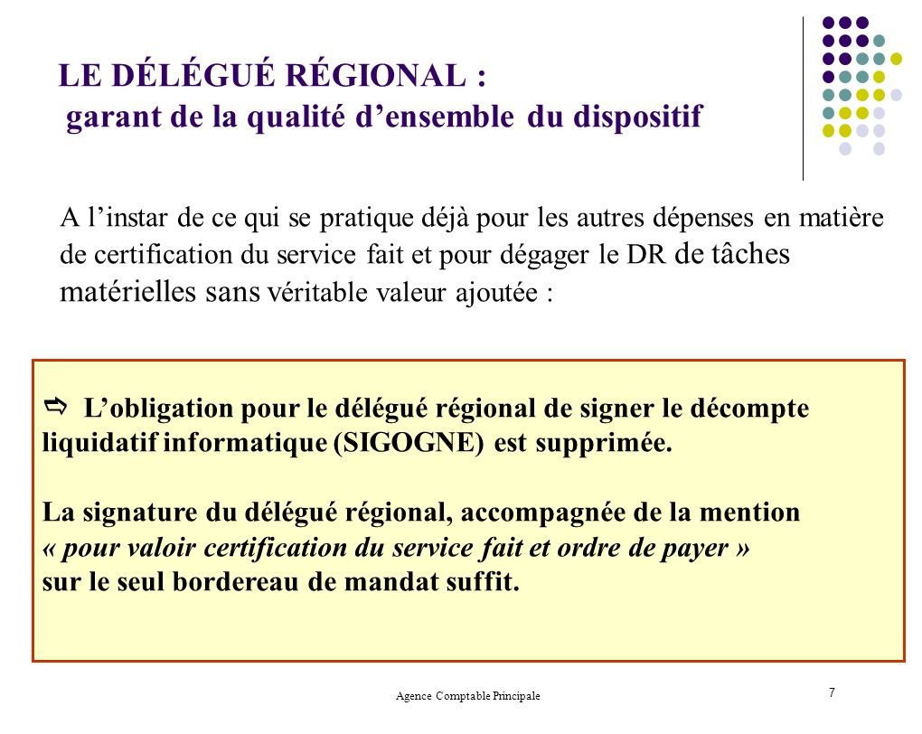 Agence Comptable Principale 18 2.