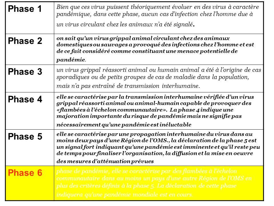 Situation Mondiale au 01/11/2009 Lactivité grippale reste en augmentation dans de nombreux pays de lhémisphère Nord: – Globalement: le virus A (H1N1) 2009 représente 74 % des syndromes grippaux – 82 % en Europe.