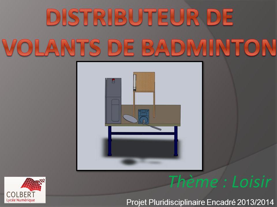 Projet Pluridisciplinaire Encadré 2013/2014 Thème : Loisir