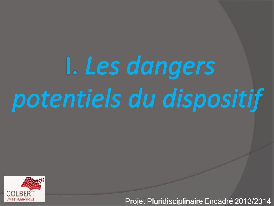Un système électrique dangereux Risque délectrocution Risque de brûlure Projet Pluridisciplinaire Encadré 2013/2014