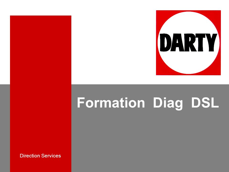 Direction Services Formation Diag DSL