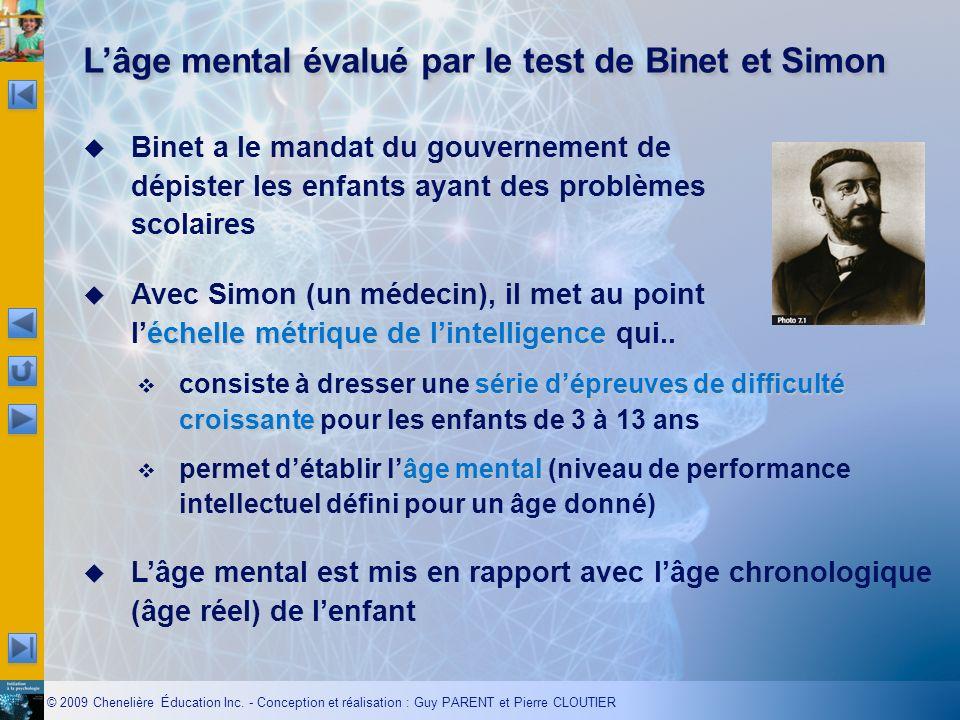 © 2009 Chenelière Éducation Inc.