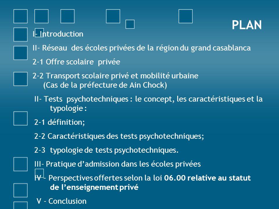 2-3 typologie des tests psychotechniques : Test defficience : on distingue les tests dintelligence et les tests de connaissance, (ex : test wechsler, test spearmen/facteur g, QI…) Test de personnalité: test amenant la personne à exprimer ses tendances affectives, à révéler sa personnalité, à partir des mécanismes de la projection, (ex : test du Rorschach, questionnaire de personnalité 16 PF…)