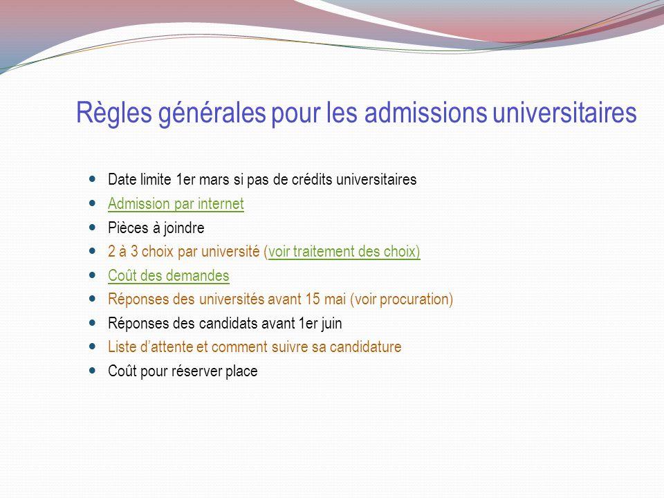 Programmes contingentés dans le domaine de la santé Admission universitaire 2012 Service dorientation du Cégep de Sherbrooke Chantale Desjardins,co, M