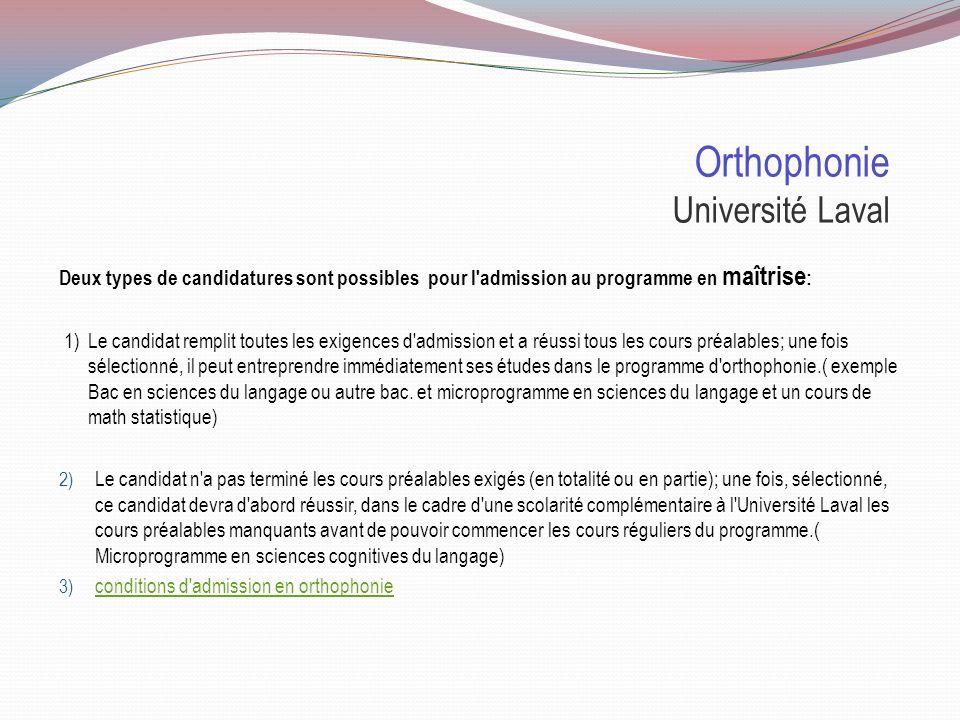 Nutrition Université de Moncton Sélection : Le dossier d'admission d'une étudiante ou d'un étudiant du Québec qui aura obtenu son diplôme du 5 e secon