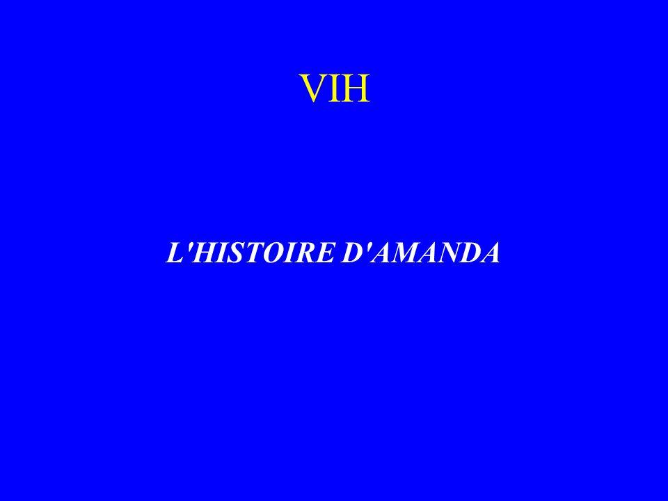 VIH L'HISTOIRE D'AMANDA