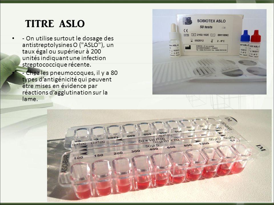 Rapid Strep Test (RST) La gorge est frottée, et les résultats sont généralement disponibles en 10 ou 15 minutes Le test de streptocoque rapide fonctionne par détection de la présence de lantigène hydrate de carbone unique à streptocoque du groupe A Le test rapide Strep (TVD), ou test rapide de détection des antigènes (RADT), est un test fait par un clinicien afin de déterminer si un patient a une pharyngite streptococcique