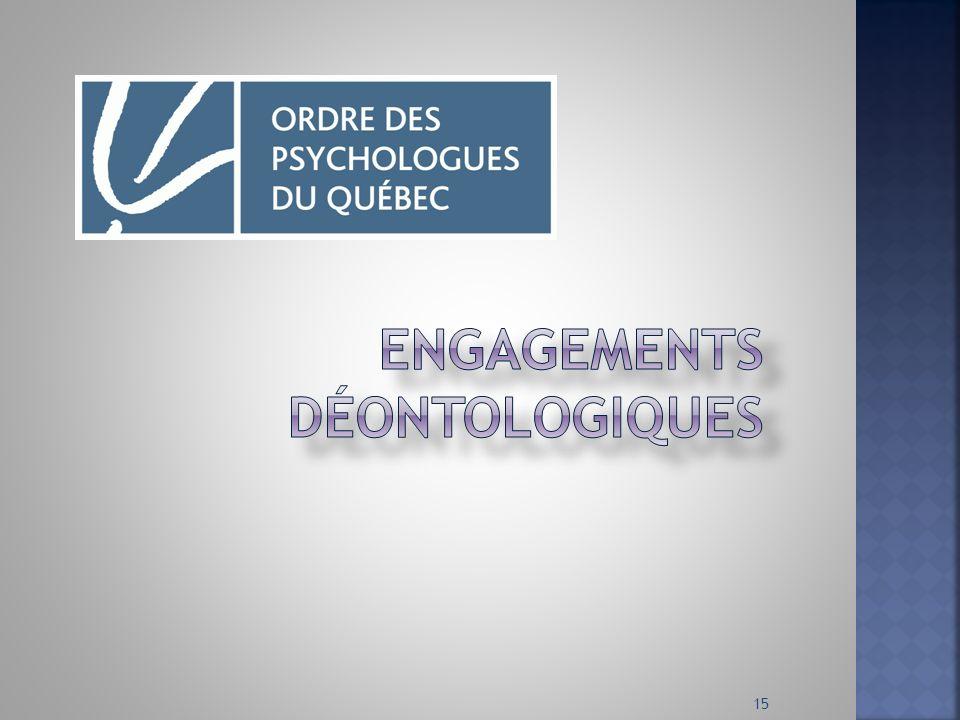 3- Le psychologue exerce sa profession dans le respect de la dignité et de la liberté de la personne.