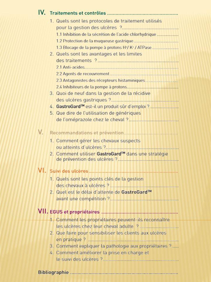 3.Pourquoi les ulcères sont-ils sous diagnostiqués .