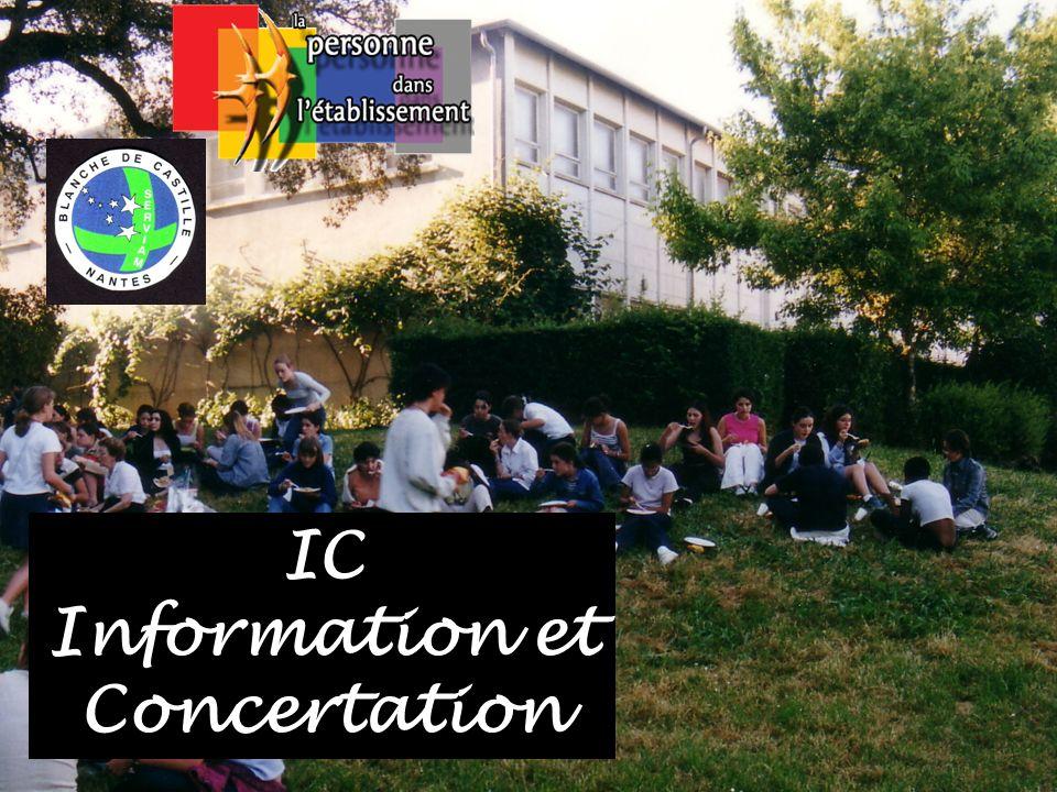 IC Information et Concertation