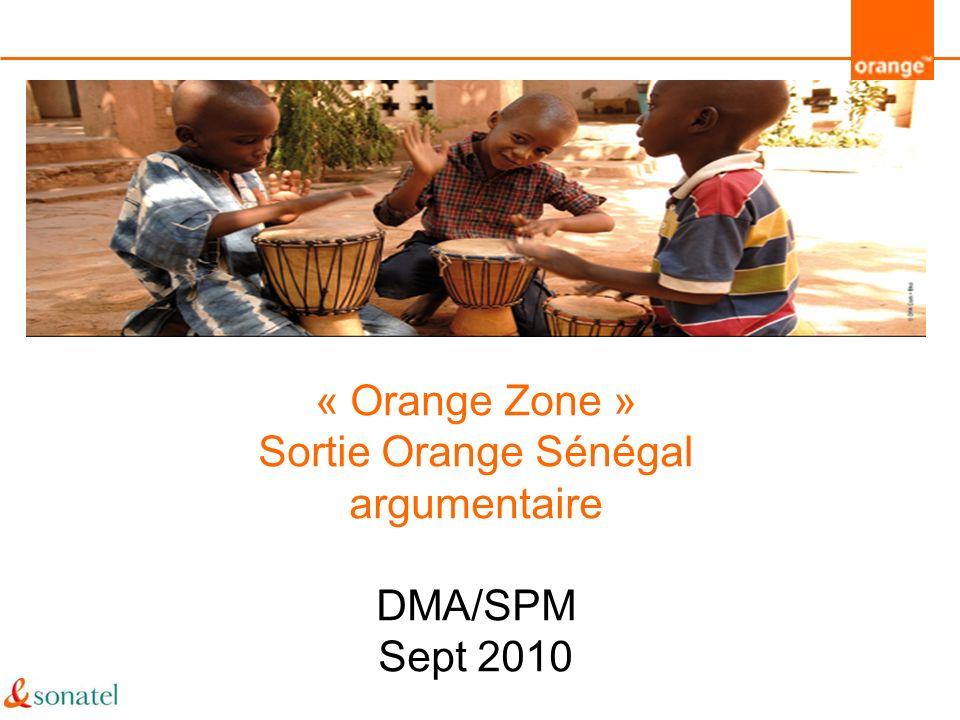 Orange Zone est le Réseau Unique de Orange en Afrique de louest.