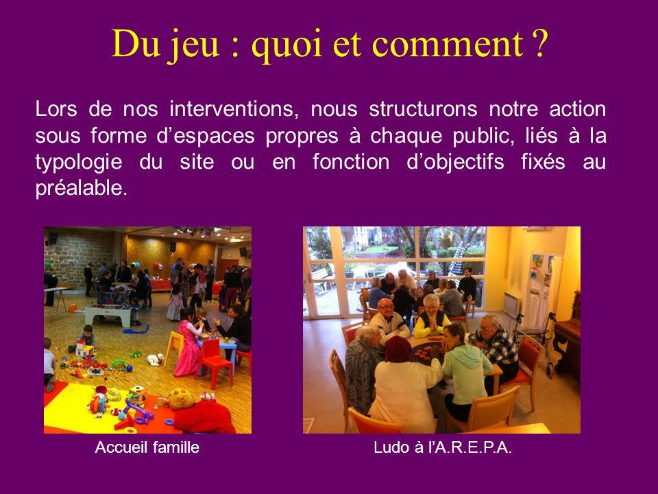 Du jeu : quoi et comment ? Atelier en Bibliothèque Ludo Nocturne Festival du Jeu en Bois