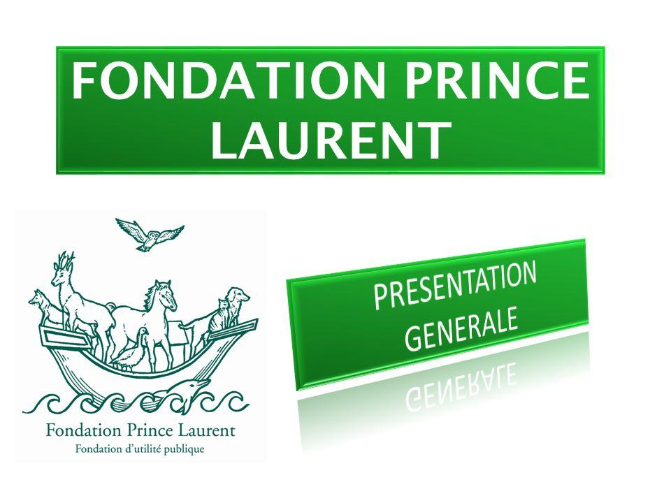 FONDATION PRINCE LAURENT