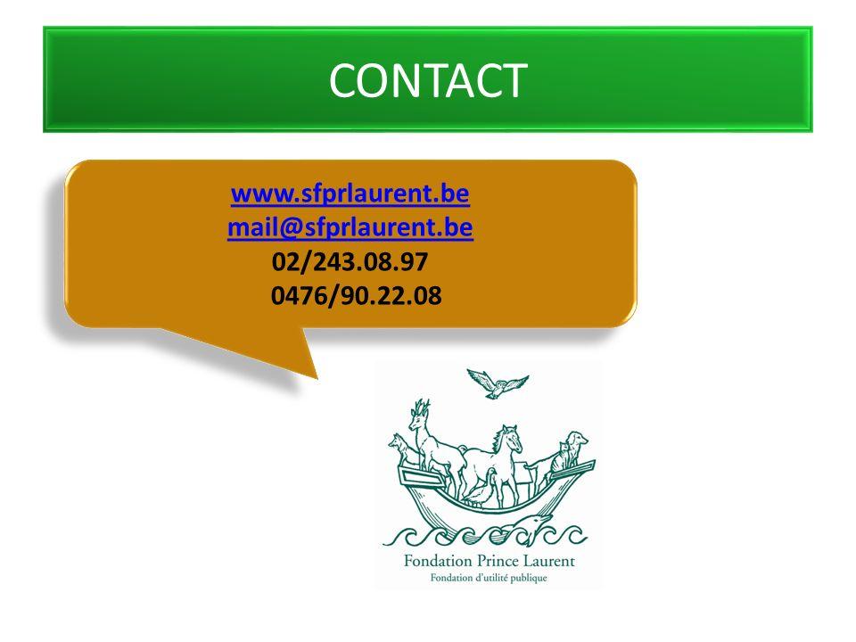 CONTACT www.sfprlaurent.be mail@sfprlaurent.be 02/243.08.97 0476/90.22.08 www.sfprlaurent.be mail@sfprlaurent.be 02/243.08.97 0476/90.22.08