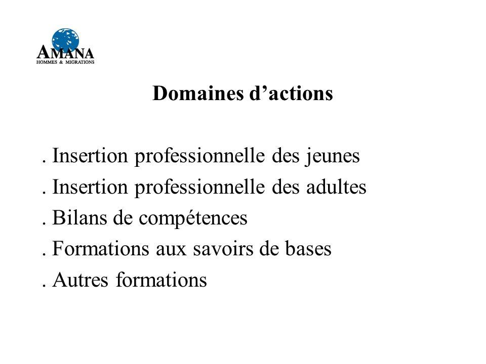 Insertion professionnelle des jeunes Pôle de projet professionnel - Avenir Jeunes Conseil Régional Ile de France.
