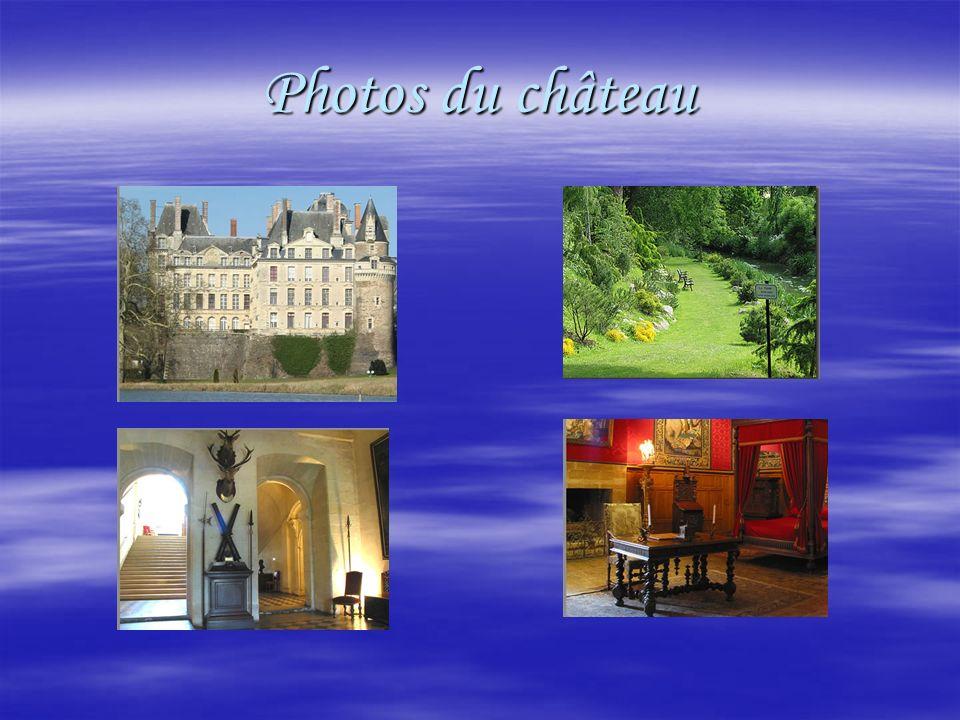 Photos du château