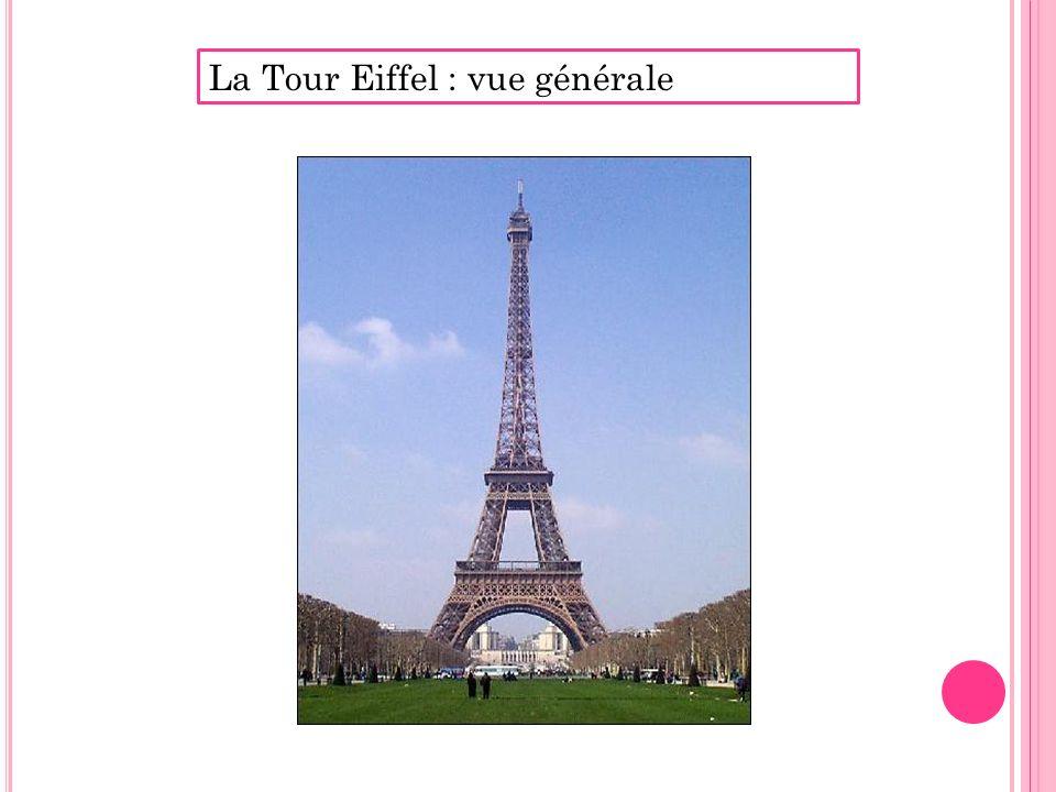 * La Tour Eiffel by night
