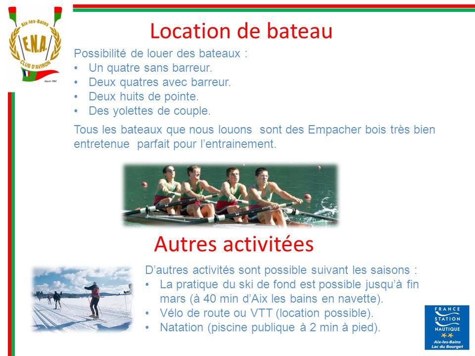 www.aixlesbains.com/fr/accueil-aix-les-bains.html accueil@aixlesbains.com www.savoiesport.com info@savoiesport.com Ou loger .