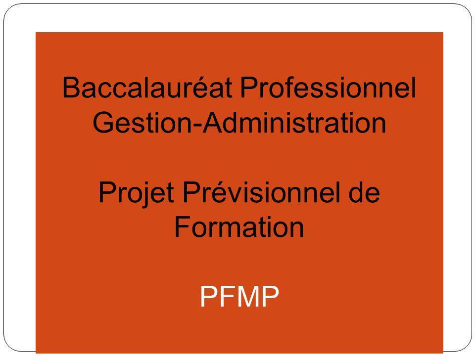 Les périodes de formation en milieu professionnel BO n° 2 du 19 février 2009 22 semaines de PFMP - 6 périodes maximum 1 période ne peut pas être inférieure à 3 semaines BO n° du 15 octobre 2009 6 semaines de PFMP pour le 31 janvier de lannée N+1 de formation pour la délivrance du Diplôme Intermédiaire Circulaire n°2000-095 du 26-6-2000 Rôle de léquipe pédagogique dans la recherche des entreprises daccueil Note de service n°2008-176du 24/12-2008 La convention est signée par le chef détablissement, le tuteur et lélève.