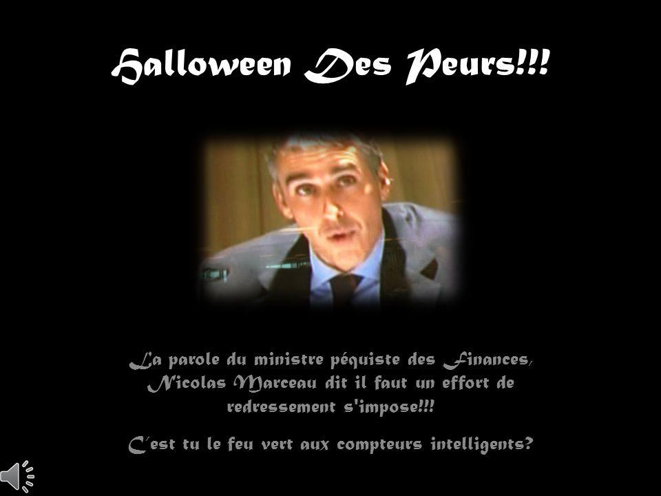 Halloween Des Peurs!!.