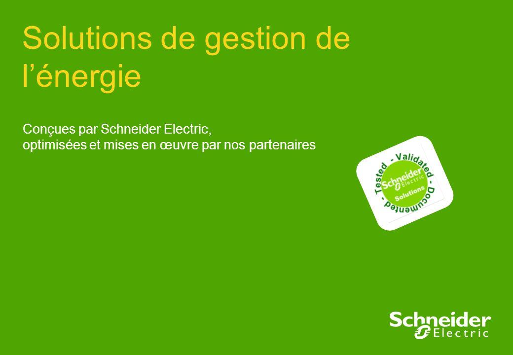 Schneider Electric 2 - POWER - STV – Alain CROSET – Novembre 2011 Au cœur des enjeux énergétiques: Les 4 leviers pour agir !!.