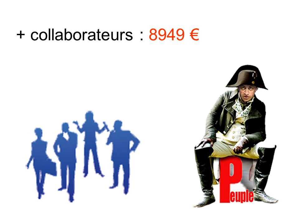 + collaborateurs : 8949