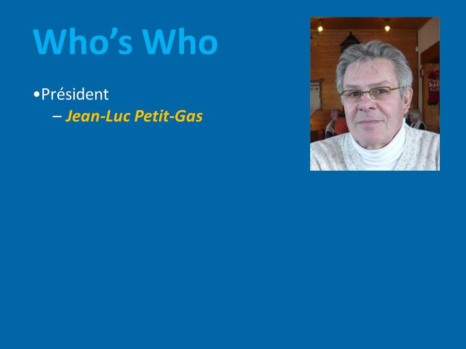 Whos Who Président – Jean-Luc Petit-Gas