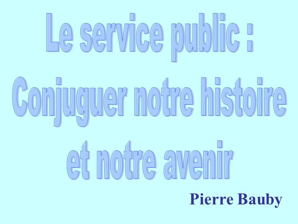 Service public : de quoi parle-t-on .