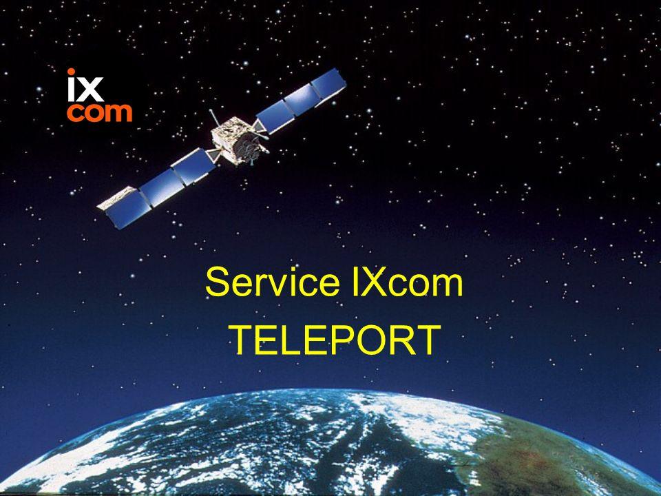 Service IXcom TELEPORT