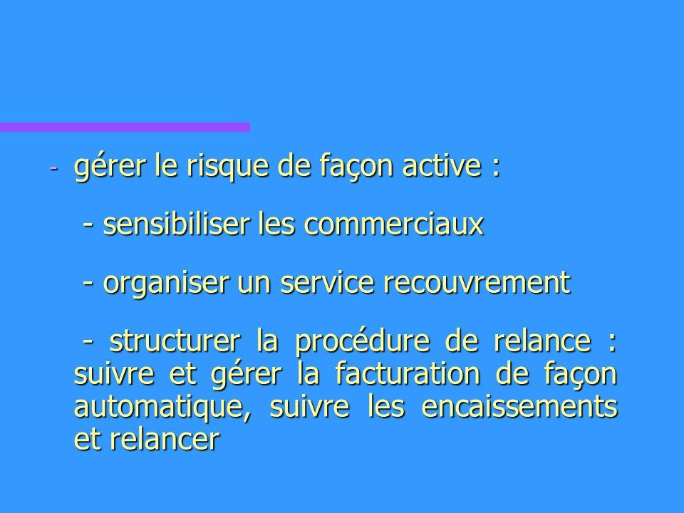 - sassurer de la validité du contrat : pour recouvrer une créance, il faut quelle ait un caractère certain, cest-à-dire non contestable.
