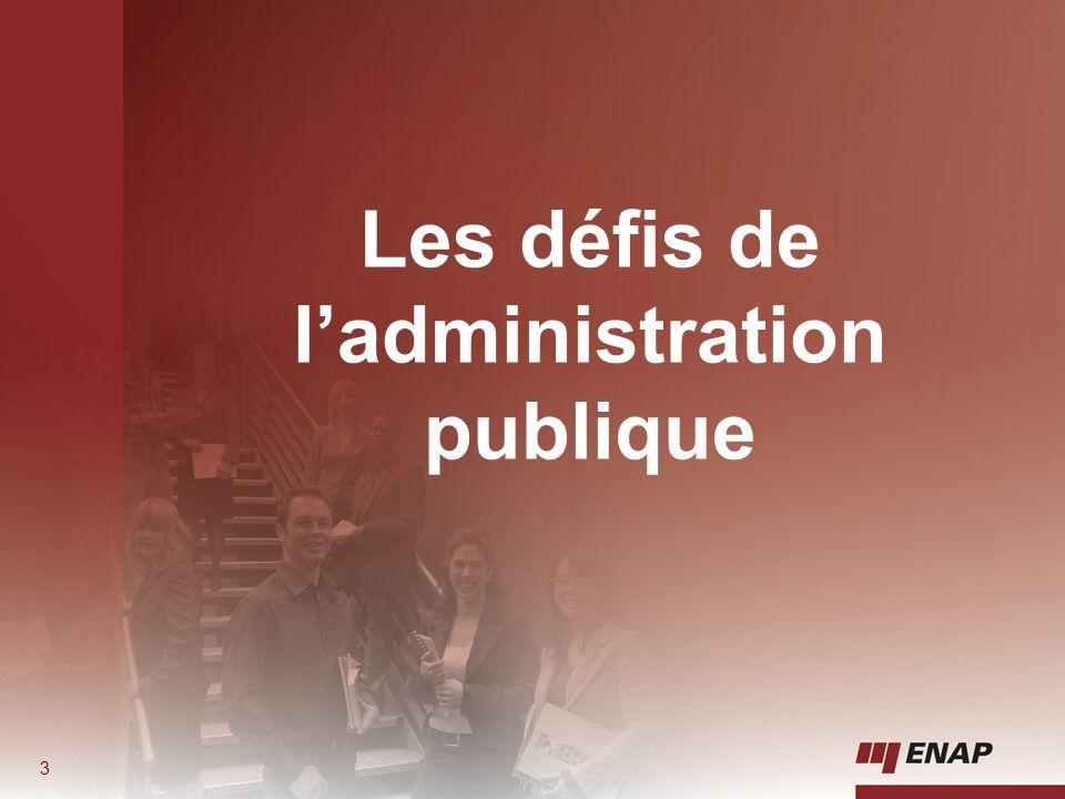 La recherche LObservatoire de ladministration publique Centre de recherche consacré à la veille en administration publique et à lanalyse comparative.