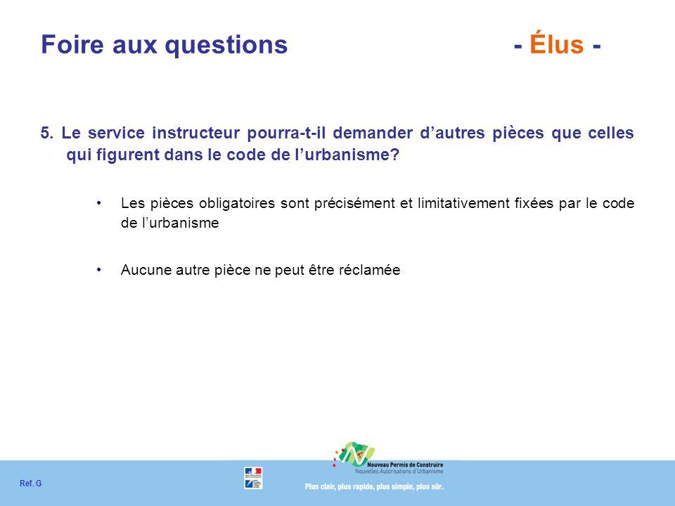 Foire aux questions - Professionnels - 1.