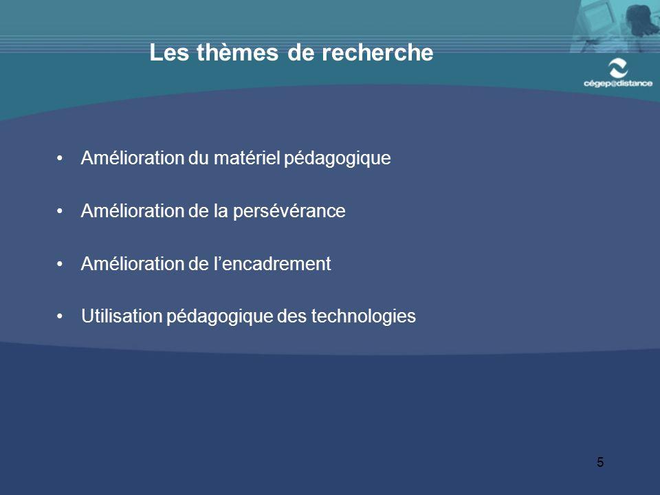 16 Projet BTA Étapes Entente entre les trois partenaires Sélection des cours à létude Développement des instruments de mesure Recueil des données Traitement des données Résultats