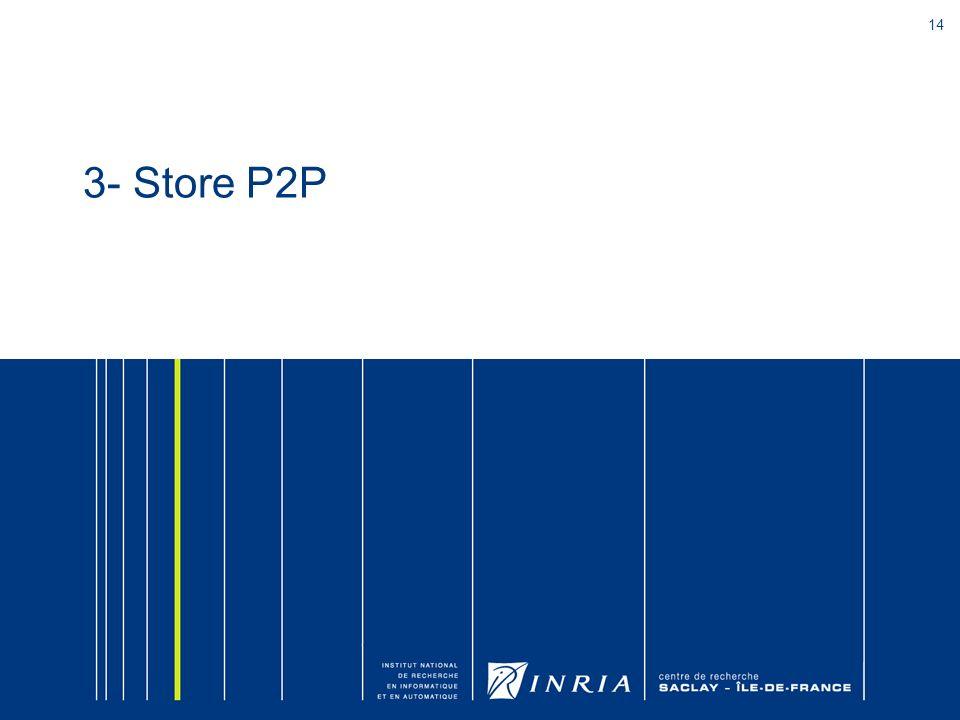 14 3- Store P2P