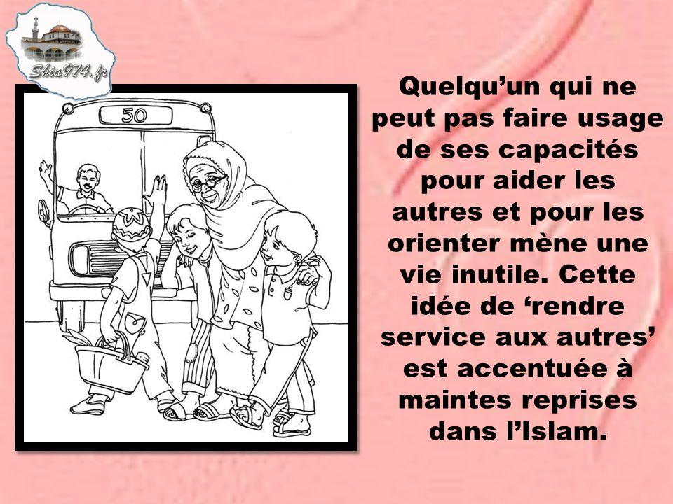 Le Saint Prophète (s) a dit : Celui qui ne sintéresse pas à ce qui touche aux Musulmans nest pas Musulman.