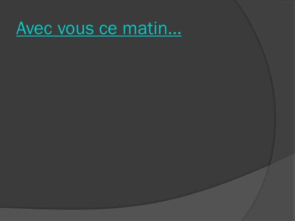 Atelier # 1107 - AQUOPS François Rivest CP au RÉCIT Brigitte Coulombe, directrice école Pie-XII Isabelle Massé, directrice école Wilfrid-Bastien
